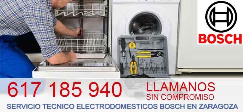 Servicio t cnico bosch zaragoza electrodom sticos for Servicio tecnico bosch madrid